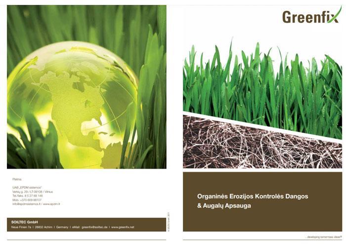 Greenfix brošiūra